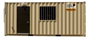 Portable Storage Containers for Rent or Sale