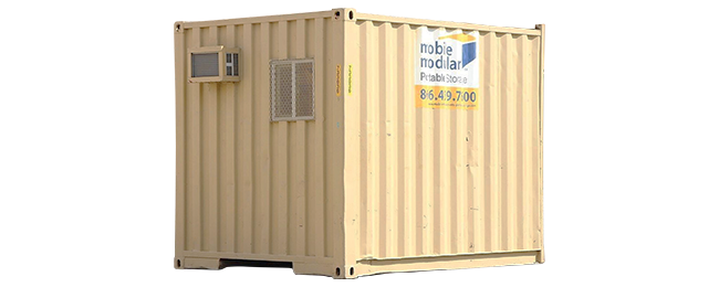 10' Office Container