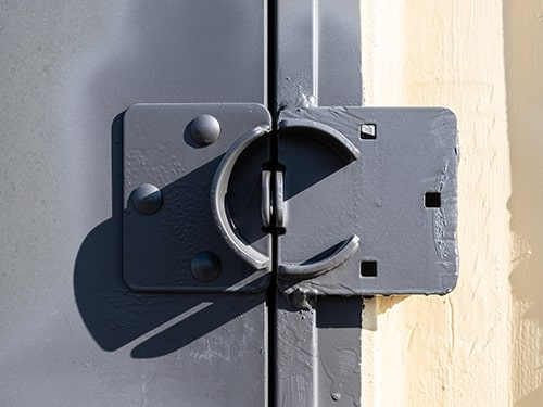 High-Security HASP Lock