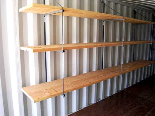 12' Shelf Rack