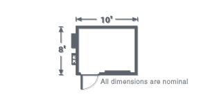 Portable Storage Containers 10ft 10ft-container-floorplan.png