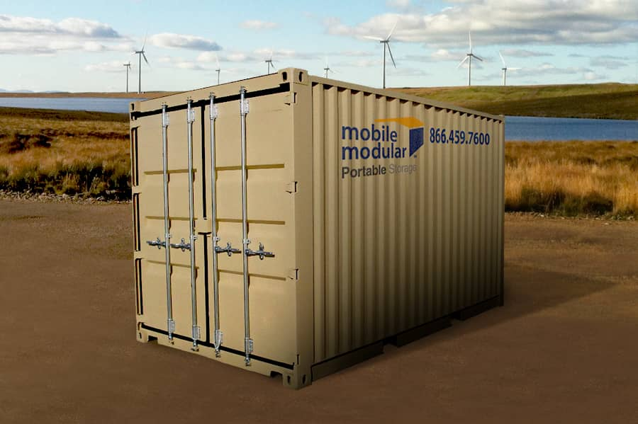 Portable Storage Containers 10ft