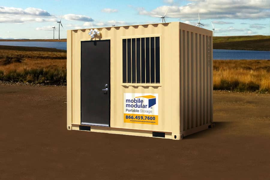 Portable Office Containers 10ft