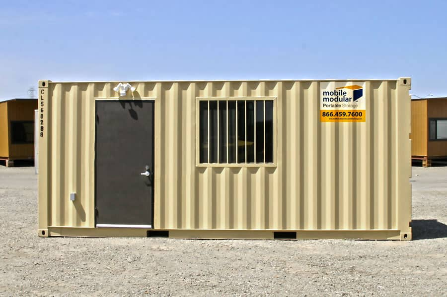 20ft  Office Containers for Rent or Sale