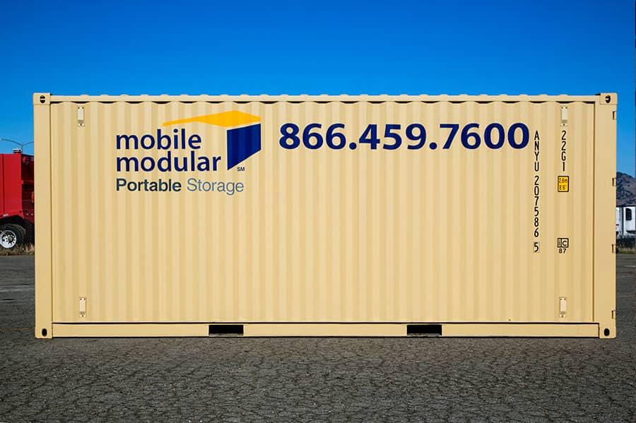 Portable Storage Containers 24ft