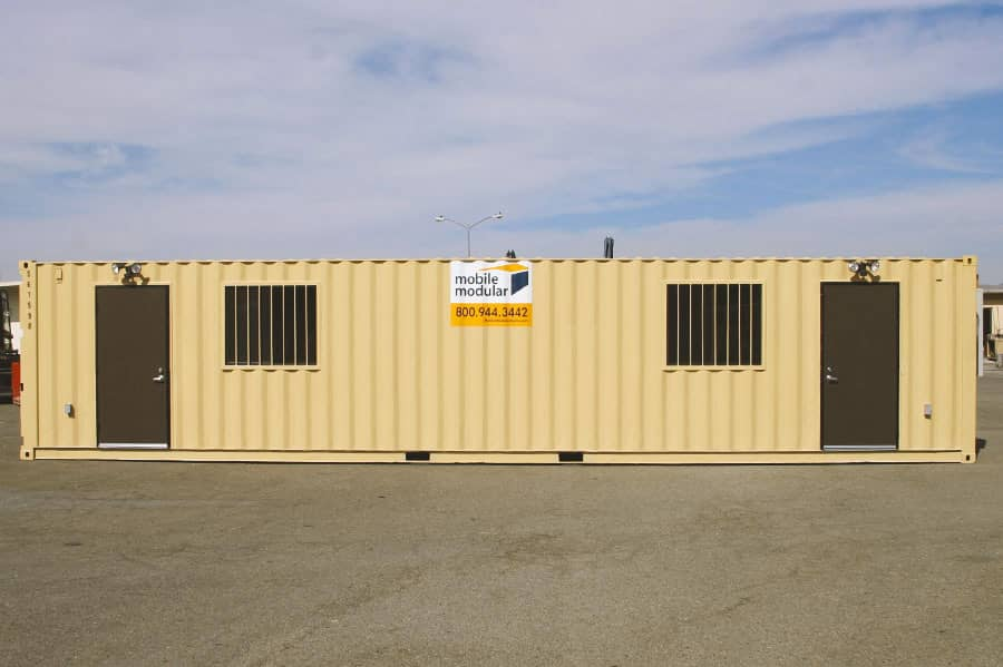 Portable Office Containers 40ft