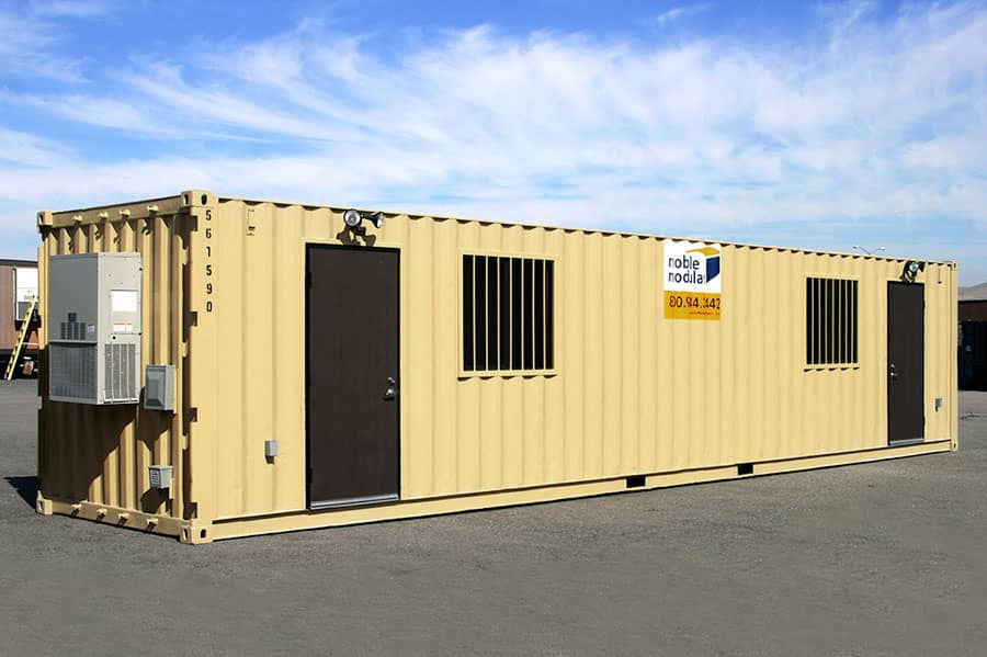 40 foot office containers for sale for 30 foot shipping container