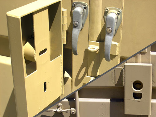 High-Security Lock Box